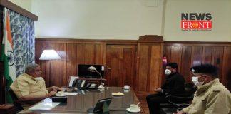 Governor Jagdeep Dhankhar | newsfront.co