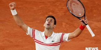 Novak Djokovic   newsfront.co