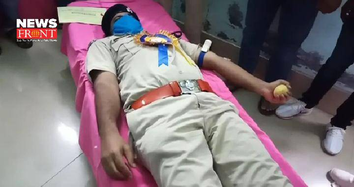 blood donate | newsfront.co