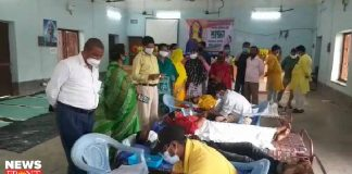 blood donation camp | newsfront.co