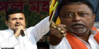 suvendu adhikari mukul roy | newsfront.co