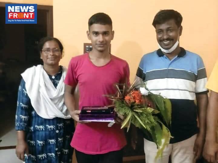 Congratulated to Sahidul