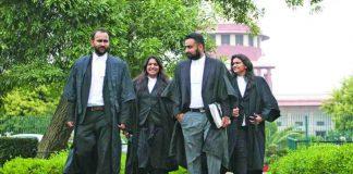 Dress code of court
