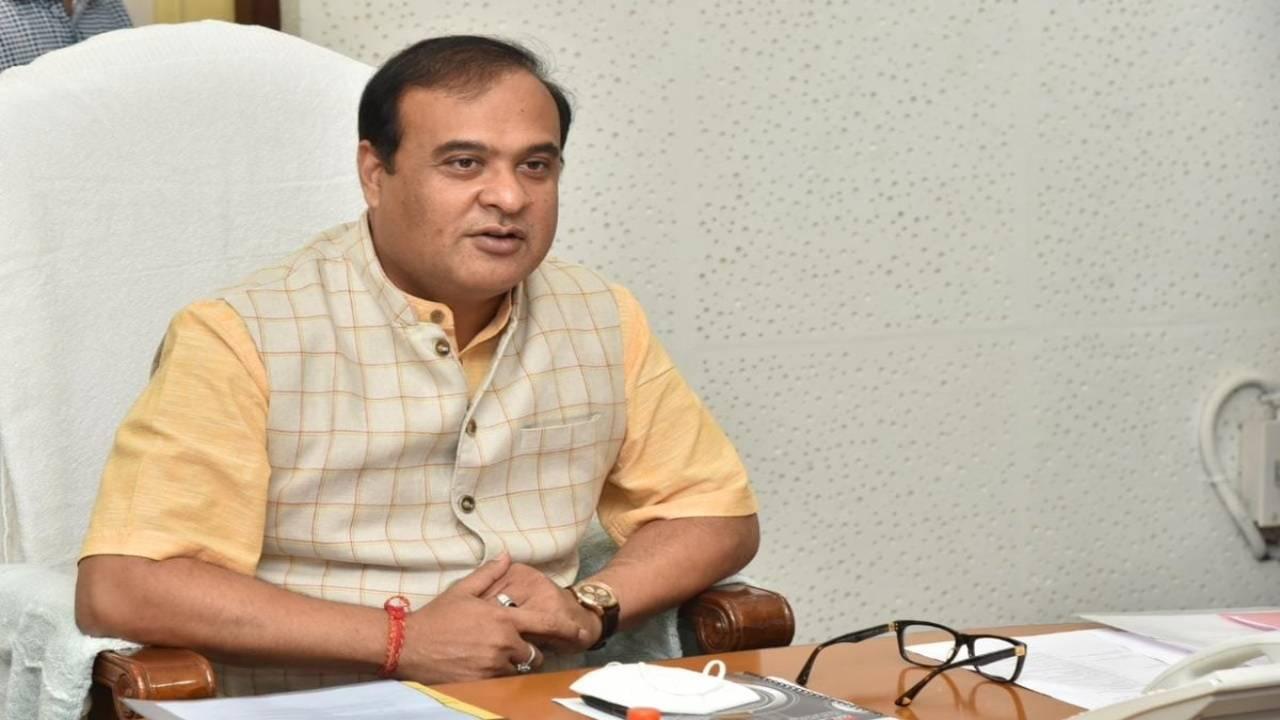 Himant Biswa Sharma