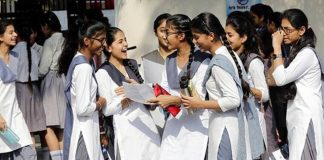 Madhyamik Students