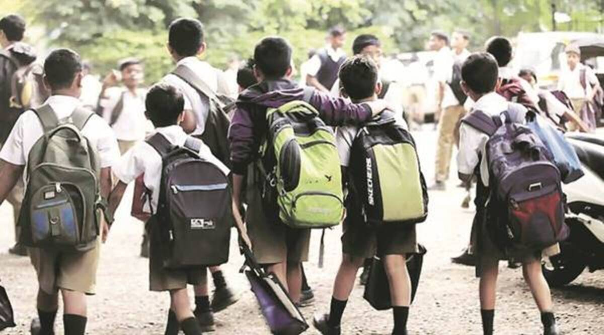School going child
