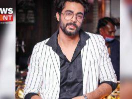 actor Krushal Ahuja