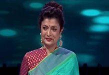 Actress Debashree Roy