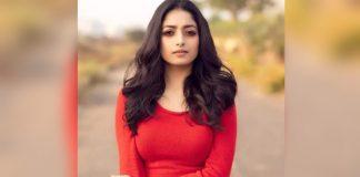 Actress Ishaa Saha
