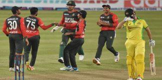 Bangladesh Australia T20