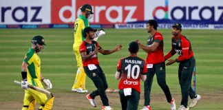 Bangladesh beat Australia