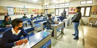 Delhi to open schools