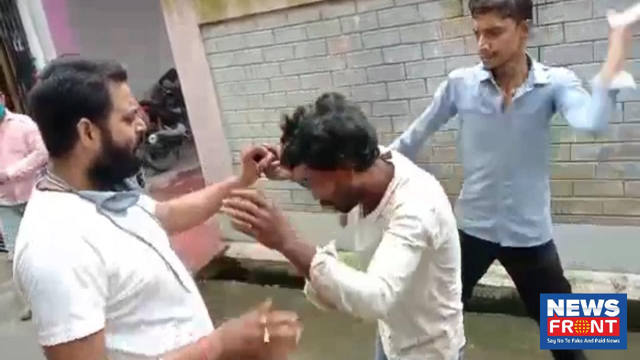 Mass beaten