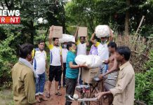 Relief distribution