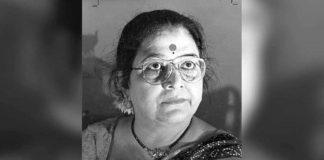 Shirsendu Mukherjee's wife