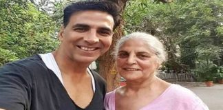 Akshay Kumar mother died