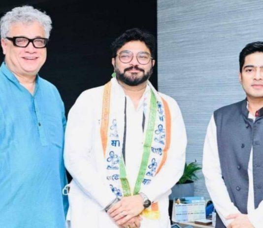 Babul Supriyo joins TMC