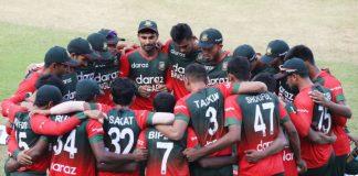 Bangladesh announced squad