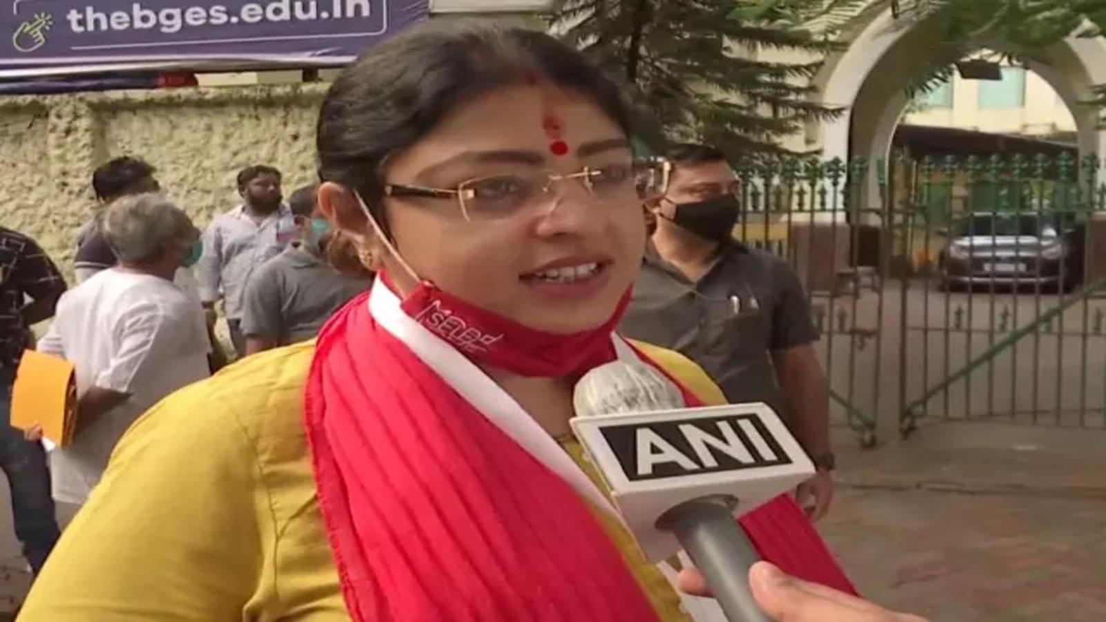 Bhawanipur candidate Priyanka Tibrewal