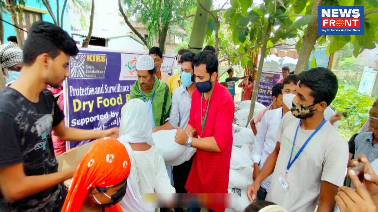 Dry Food distribution
