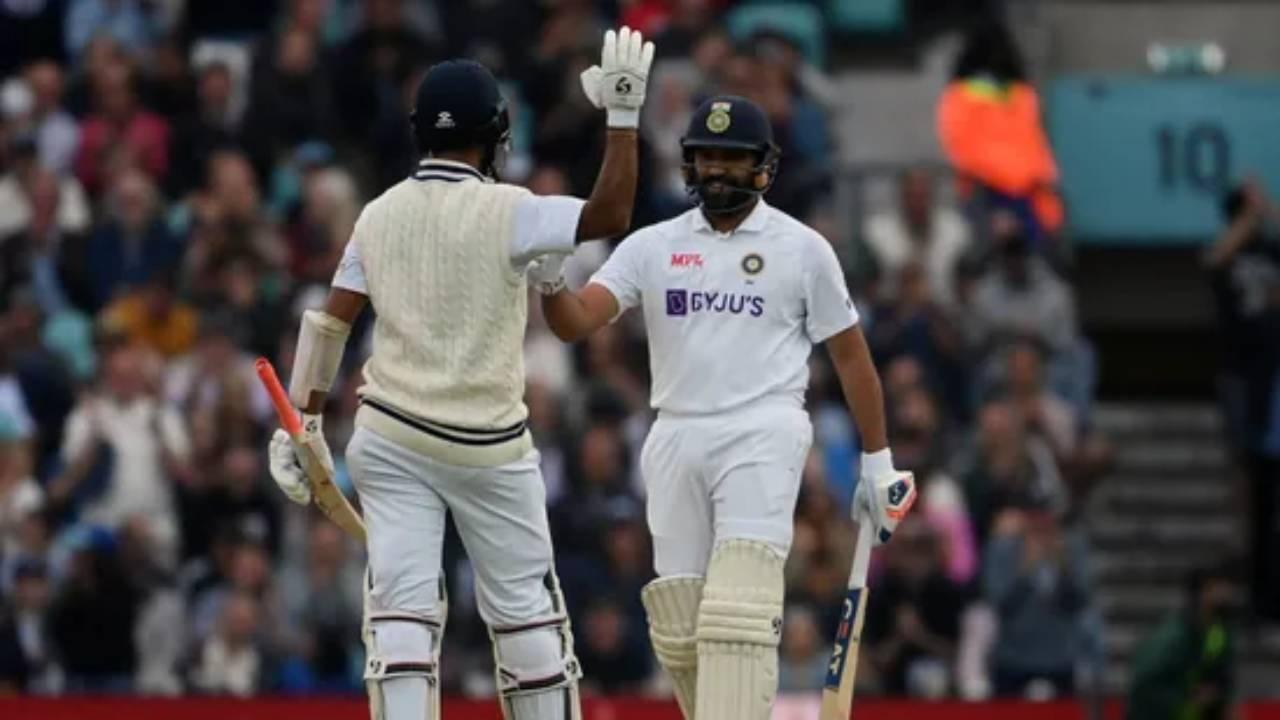 IND vs ENG oval test
