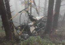 Jammu kashmir plane clash
