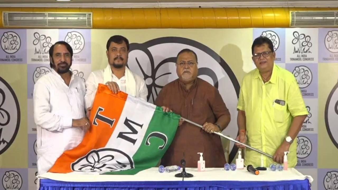 Kaliaganj BJP MLA joins TMC