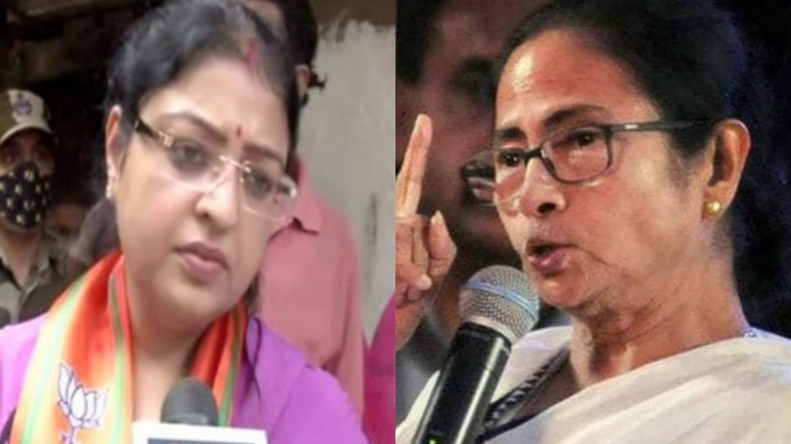 Priyanka Tibrewal Mamata Banerjee