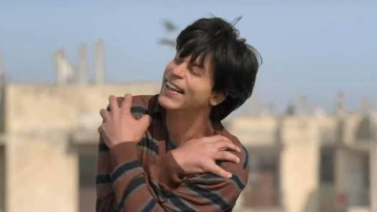 Shahrukh Khan Fan movie