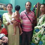 Sudip dey family