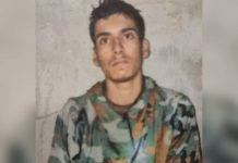Terrorist Ali Babar Patra