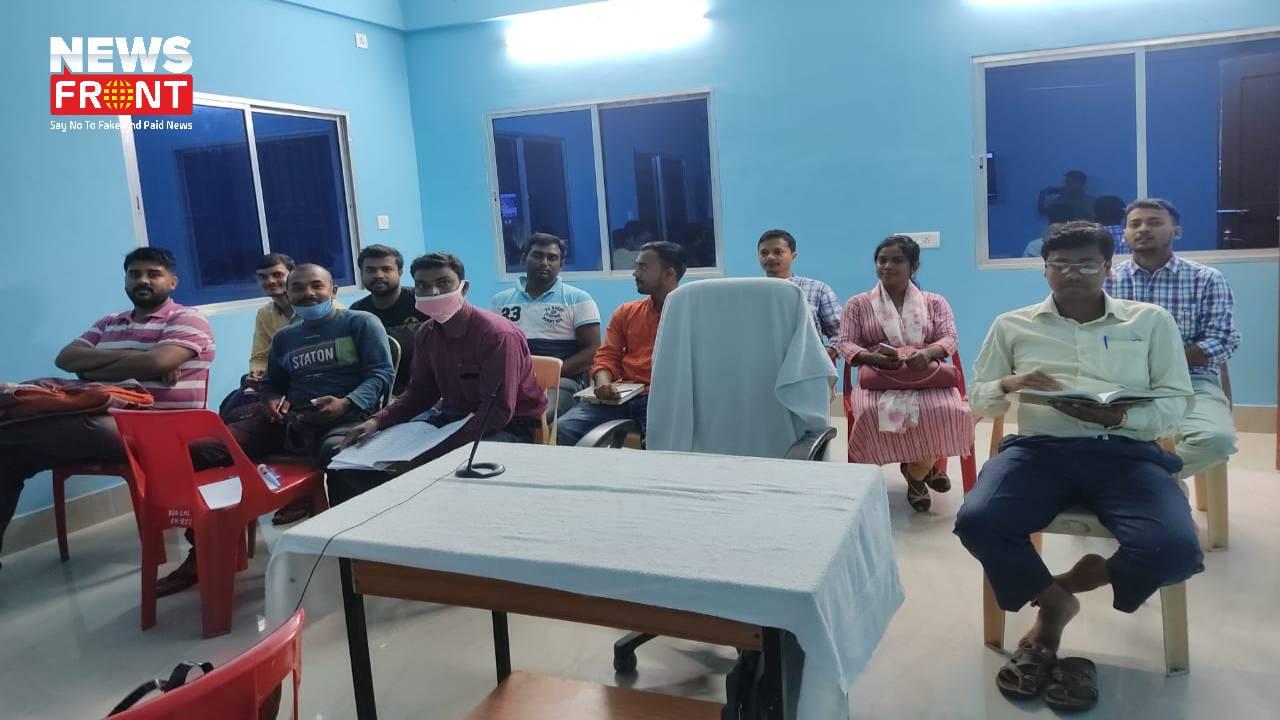 Virtual training camp