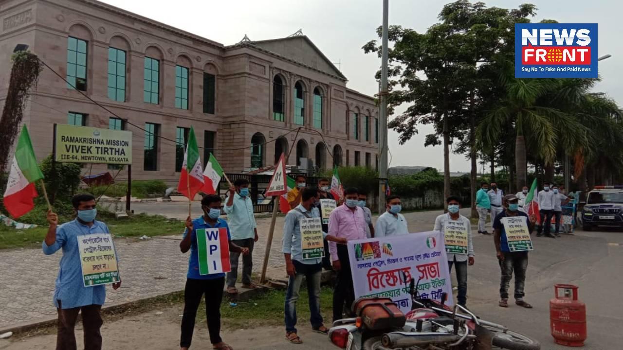 WPI protest