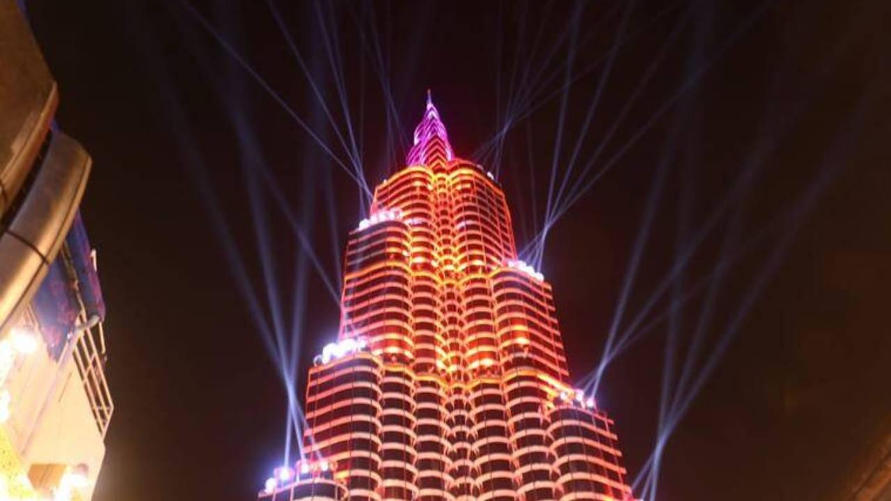 Burj Khalifa Sreebhumi