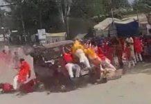 Chhatishgarh accident