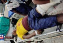 Injured person