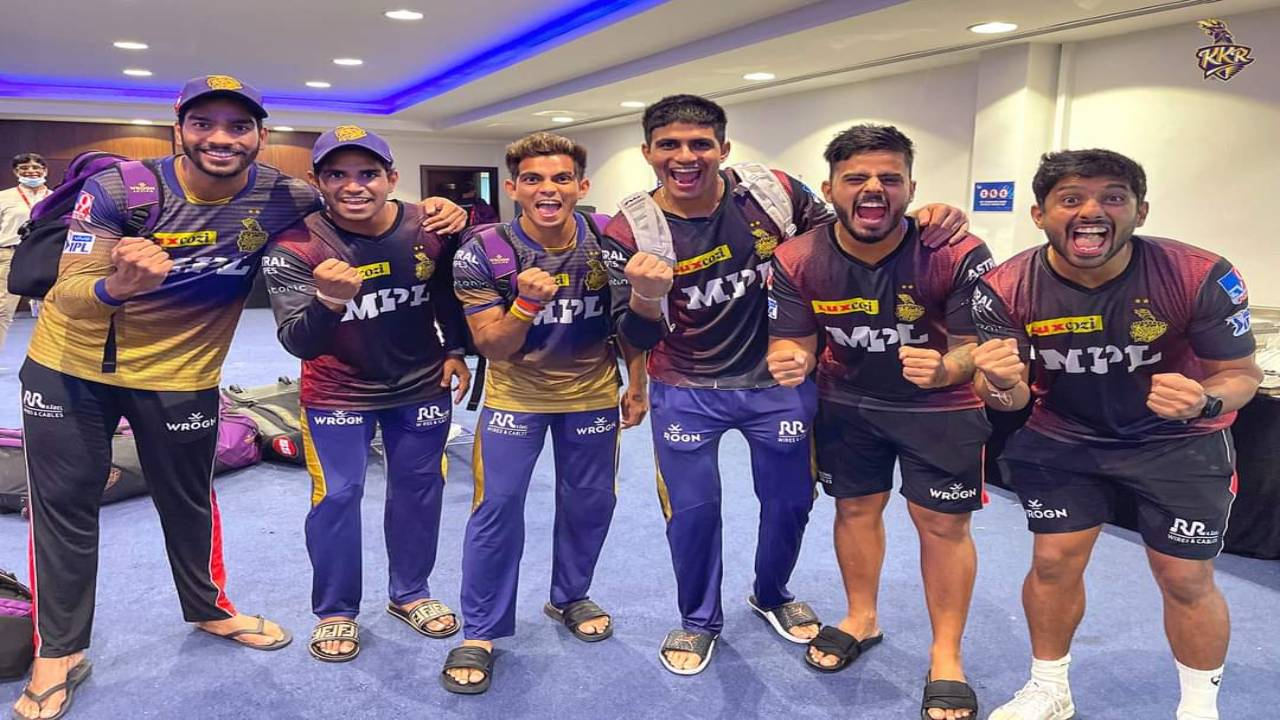 KKR in IPL final