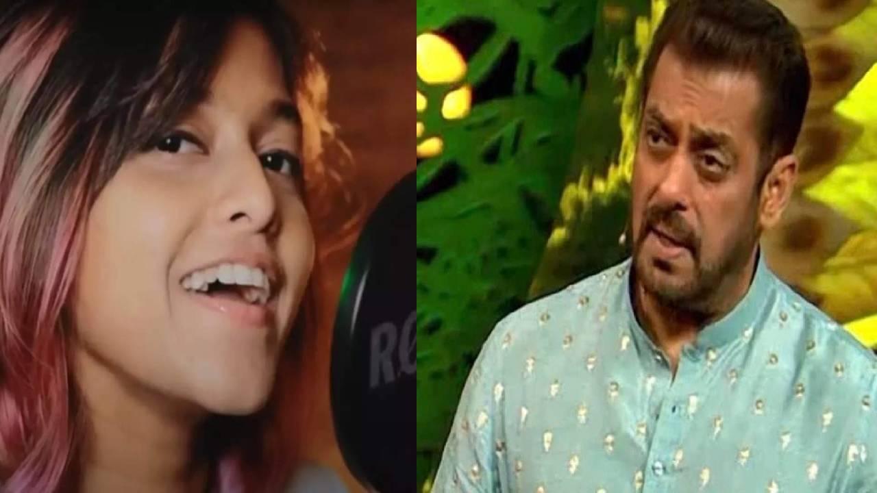Salman Khan sings manike mage hithe
