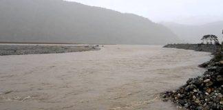 Torsa river