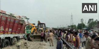 Uttarpradesh accident