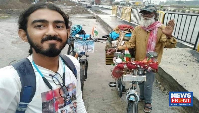 Prasenjit Das in Ladakh