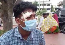 teacher beaten at malda